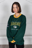 Vintage Green Bay Packers Unisex Sweatshirt