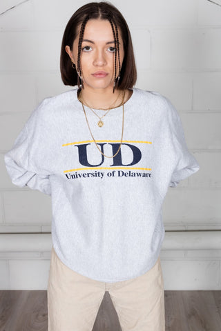 Vintage University Of Delaware Unisex Sweatshirt