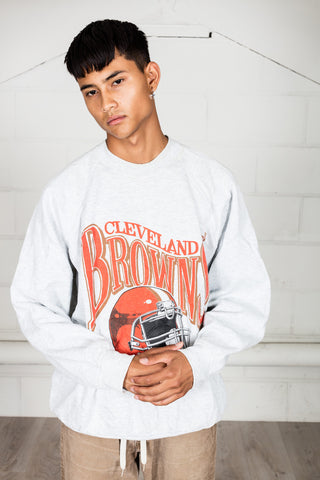 Vintage Cleveland Browns American Football Sweatshirt