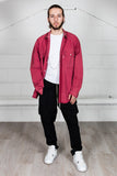 Levi's Vintage Levi's Washed Red Shirt