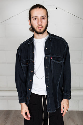 Levi's Vintage Levi's Dark Navy Denim Shirt
