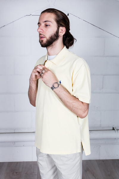 Vintage Ralph Lauren Yellow Polo Shirt