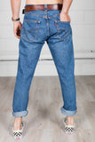 Vintage Levis 501 Straight Denim Jeans