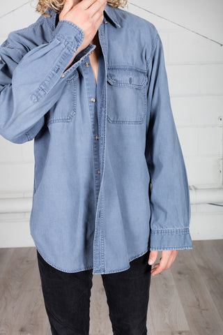 Vintage Cherokee Off Denim Unisex Shirt