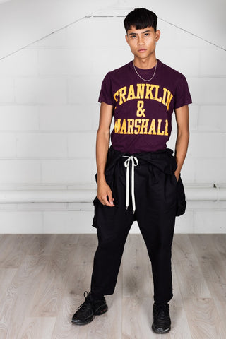 Vintage Franklin And Marshall Logo Unisex T-shirt