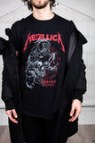 Metallica Damaged Justice T-Shirt Unisex T-Shirt