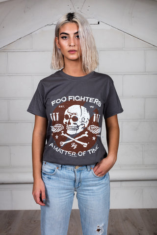 b2bd04c8c029 Foo Fighters Matter of Time Unisex T-Shirt