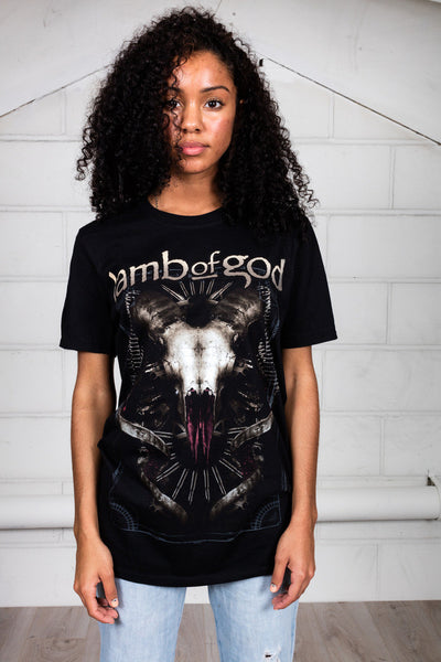 Lamb Of God Tech Steer Unisex T-Shirt