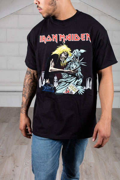 Iron Maiden New York Unisex T-Shirt