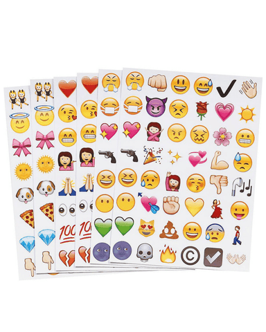 Emoji Stickers Pack