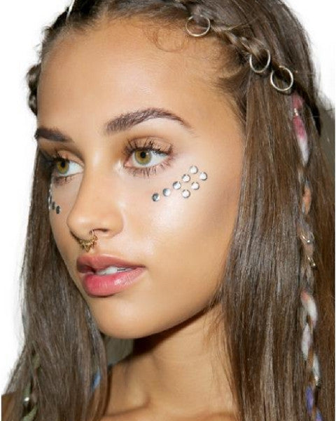 Disco Up Face Jewels
