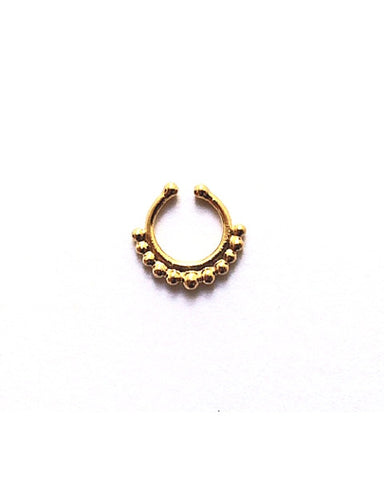 Sadeh Goth Septum Ring