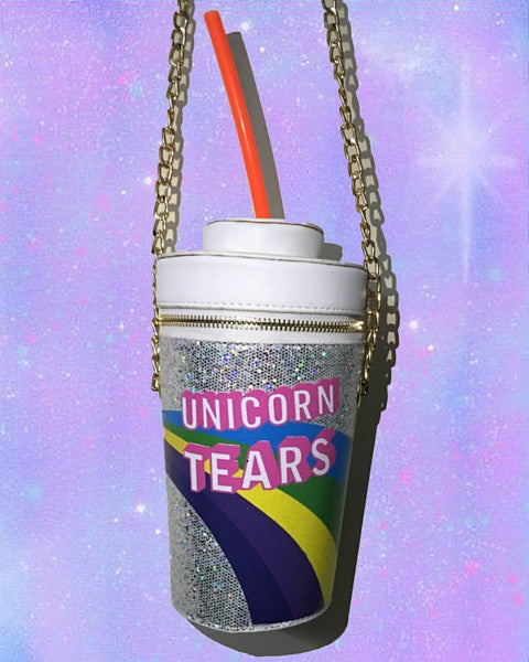 Unicorn Tears Sling Bag