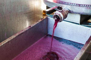Sulphates in wine