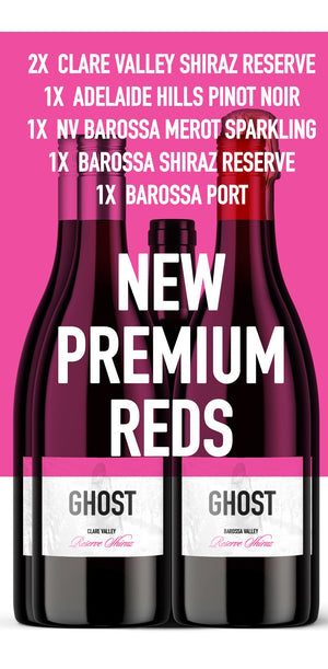 Premium Reds 6 pack - Ghost Wines
