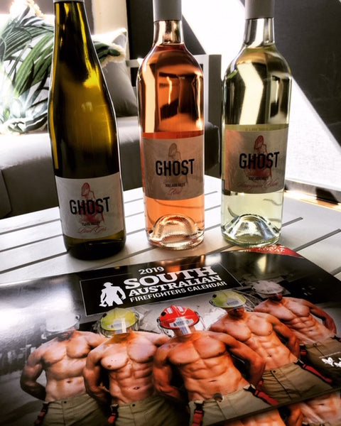 Ghost Wines SA Fire Fighter Calendar 6 Pack