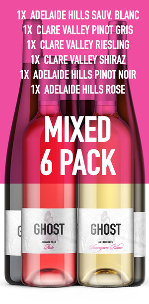 Ghost Wines Mixed 6 Pack - Ghost Wines