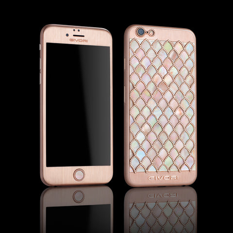 Calypso Pink Mother of Pearl<br>iPhone 6S 128GB