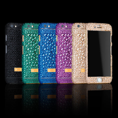 Swarovski Crystal Collection<br>iPhone 6S 128GB /Samsung S6