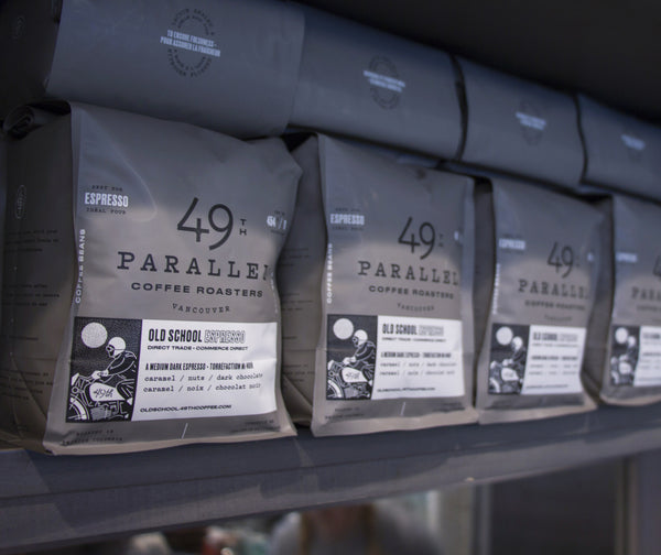 49th Parallel - Vancouver Coffee Roasters