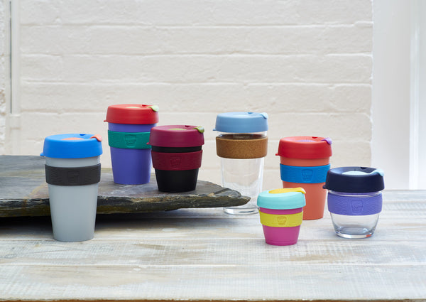 KeepCup - Join the Reuse Revolution with Abagail Forsyth