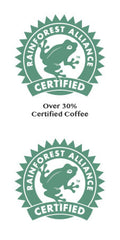 rainforest alliance certification coffee