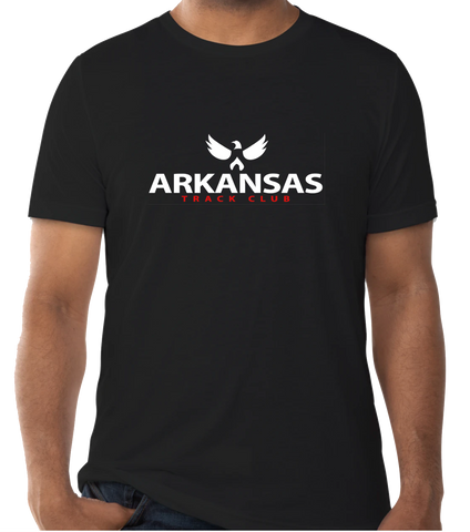 Arkansas Track Club T-Shirt - Black