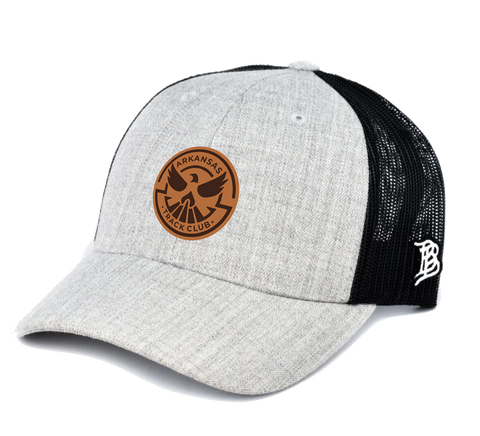 Arkansas-TC Curved Trucker