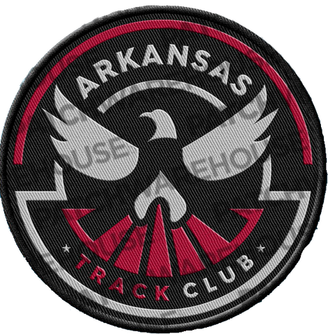 Arkansas Track Club Patch