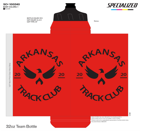 32oz Specialized Team Water Bottle