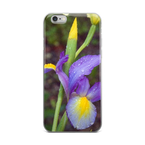 iPhone case with Iris