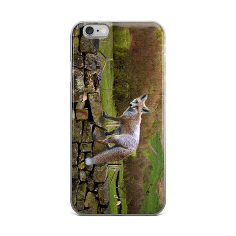 iPhone case with Fox