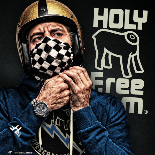 Holy Freedom Motorcycle Clothing