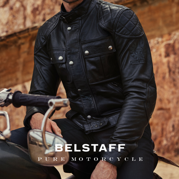 BELSTAFF Motorcycle Clothing