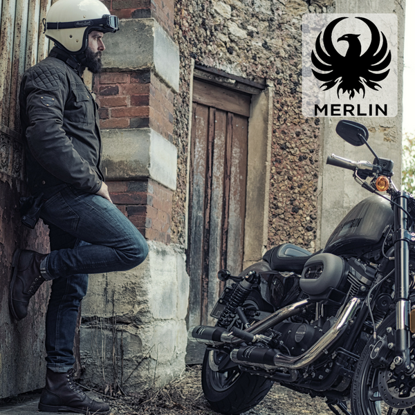 Merlin Motorcycle Gear