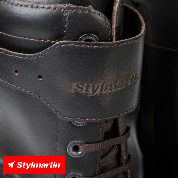 Stylmartin Leather Motorcycle Boots