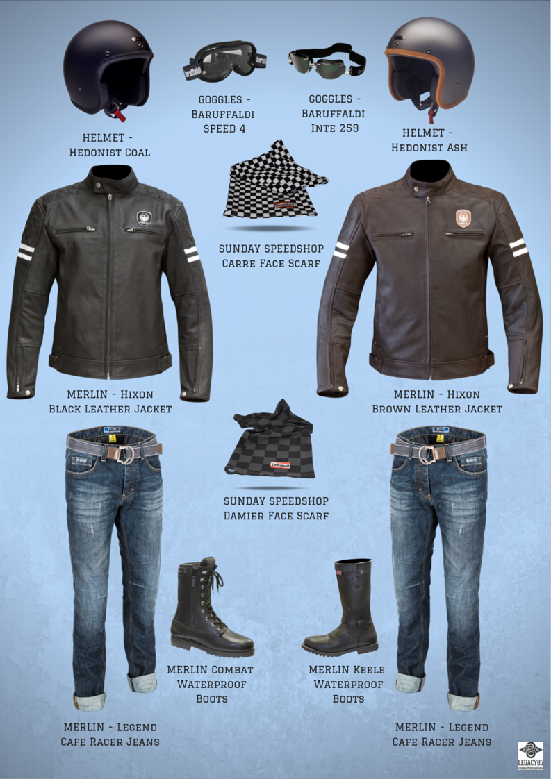 cafe racer motorcycle style – legacy85