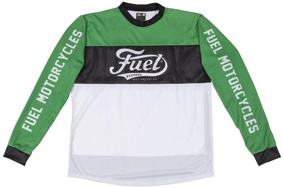 "FUEL - ""TURN LEFT"" Enduro Jersey"