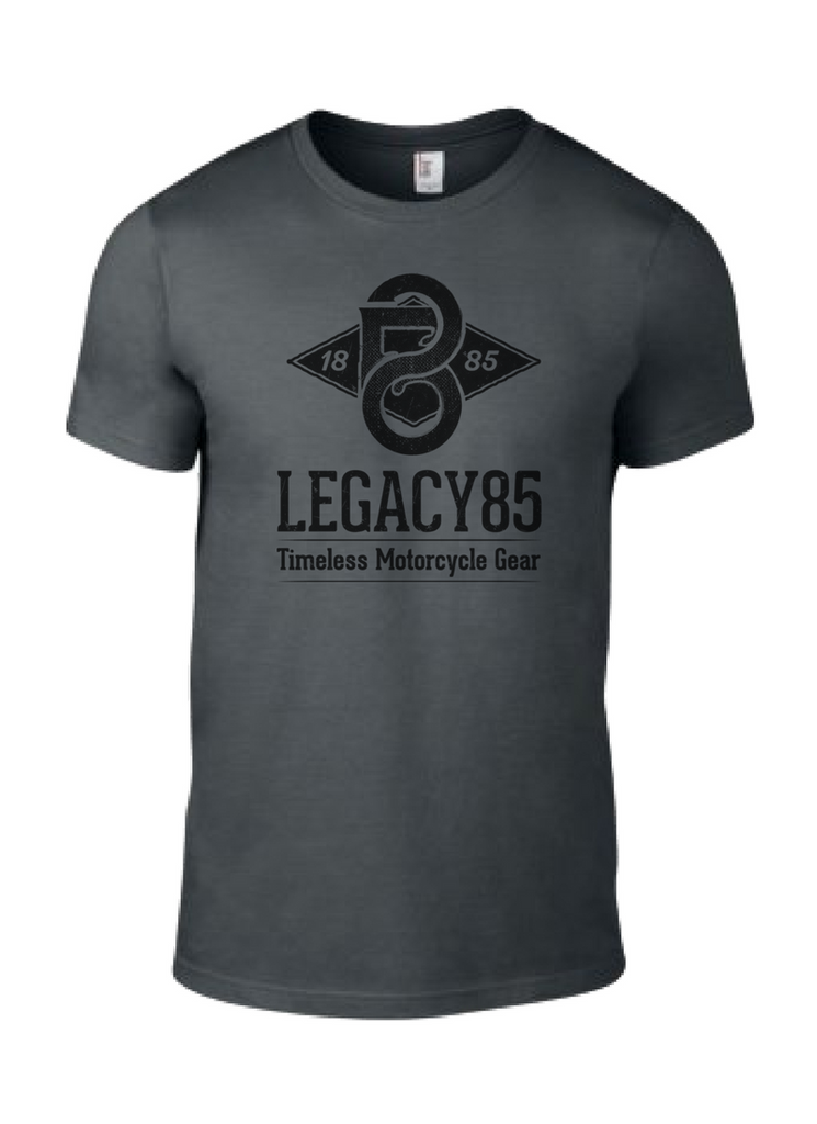 Legacy85 T-shirt      Mens - Grey