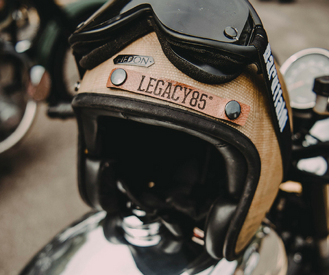 Legacy85 Leather Eyebrow