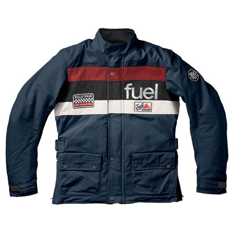 FUEL - RALLY RAID - PETROL JACKET