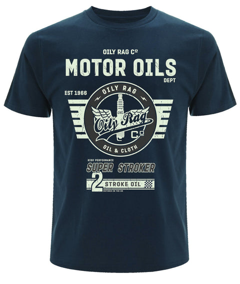 Oily Rag Clothing Motor Oil T'Shirt