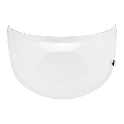 Biltwell Gringo S Gen-2 Bubble Visor - Clear - Anti Fog