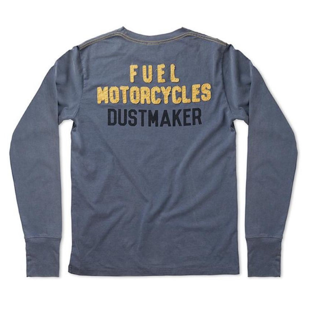 Fuel Motorcycles - SIXTY-TWO - Long sleeve Shirt