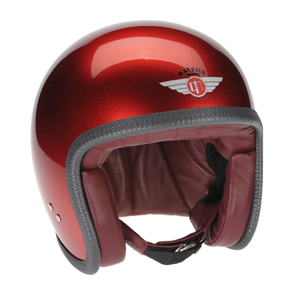 Cosmic Candy Red Davida Speedster v3 Helmet 93151