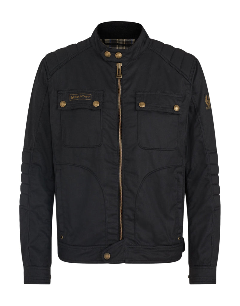 Belstaff Roberts 2.0 Motorcycle Jacket - Black