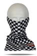 Chequered Carre Motorcycle Scarf