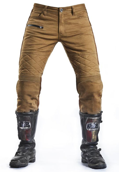 Fuel 'Sergeant' Sahara Pants - Fuel Motorcycles