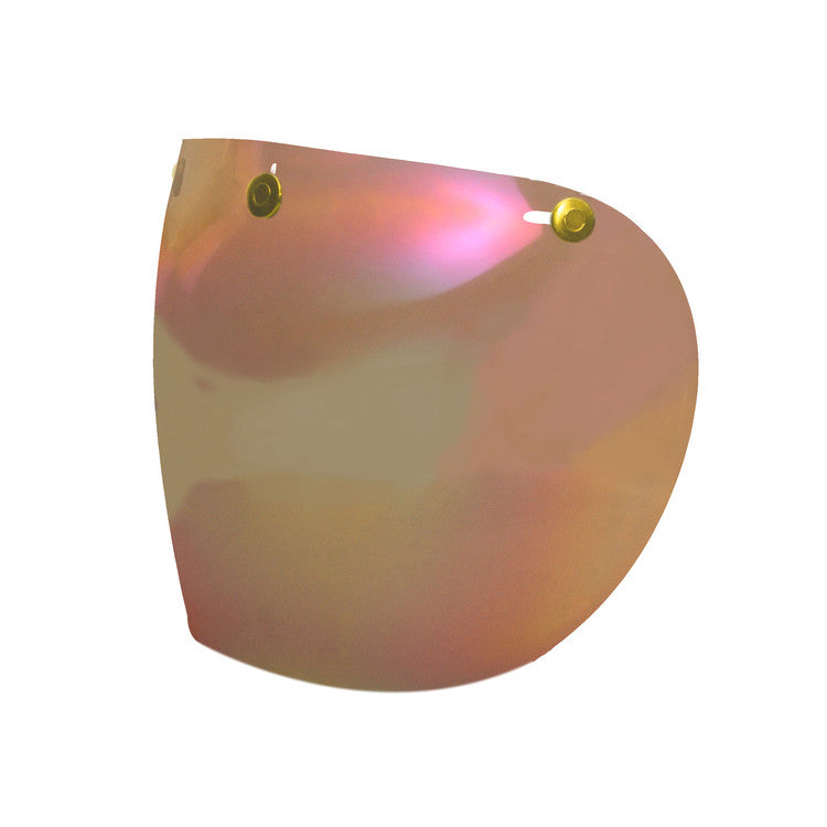 HEDONIST Rainbow Shield Visor