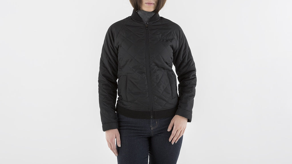 KNOX Quilted Ladies Jacket – LEGACY85 : quilted ladies jacket - Adamdwight.com